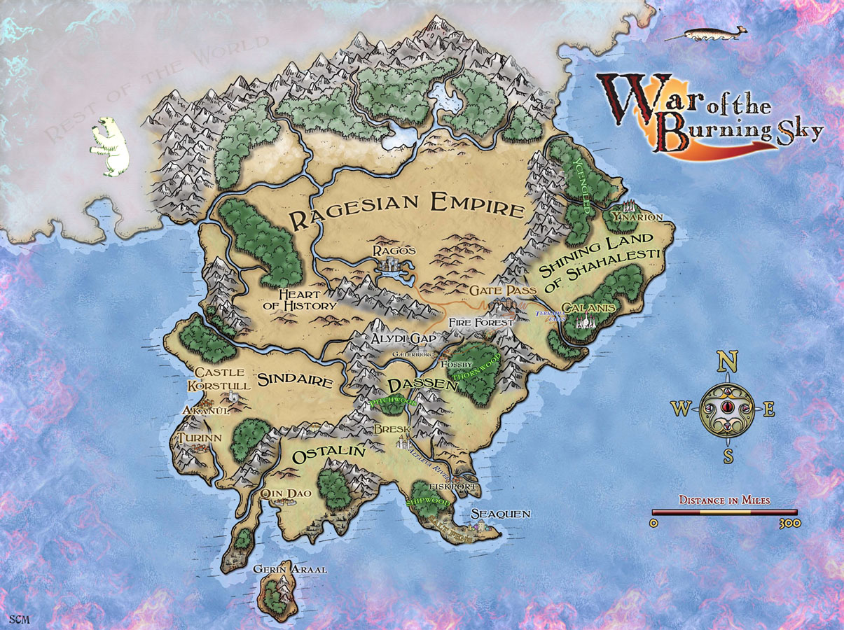 WoBS Map
